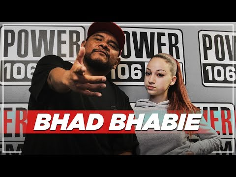 Bhad Bhabie - Supporting Her Family at Fifteen Years Old, Why She Hates Tekashi 69, and more!