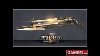 Truy kích-Cầm Shotgun Svip Đi Cận Chiến Zombie