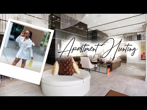 APARTMENT HUNTING | Moving On A Budget + Cost Of Living + Apartment Hunting Tips | Moving On Up 🚚