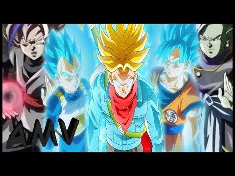 Download Goku,Vegeta e Trunks Vs Black e Zamasu Completo e Dublado - Dragon Ball Super (AMV)