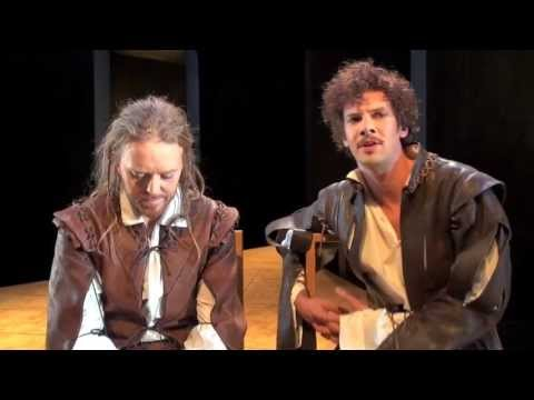 StageWhispers: 'Rosencrantz and Guildenstern are Dead'  with Tim Minchin and Toby Schmitz