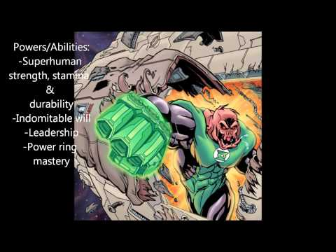 Top 50 Superpowered DC Heroes