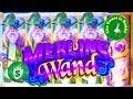 😄 Merlin's Wand slot machine