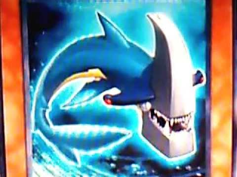 YuGiOh 101: Card Review: Hammer Shark