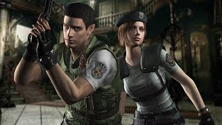 Resident Evil Remake - Preview