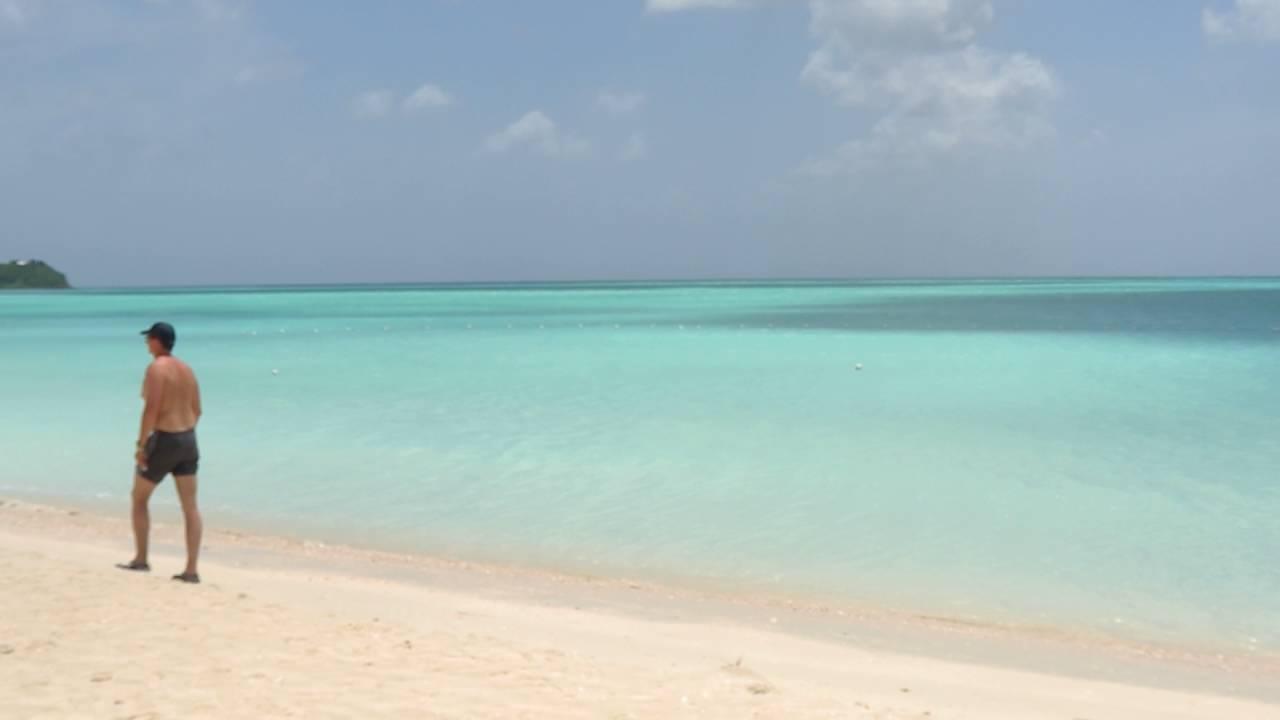 Spiaggia Jolly Beach Di Antigua