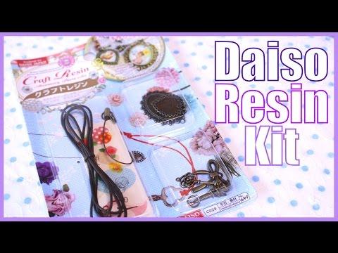 Daiso Resin Kit