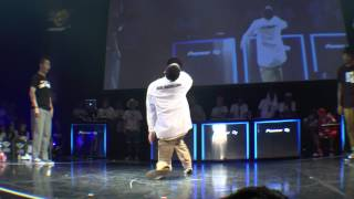 Boogie Brothas Kid Boogie & Slim Boogie vs Mo'Higher HOAN & JAYGEE FINAL POP / WDC 2015 FINALL