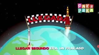 Zamba canciones: La era espacial - Canal Pakapaka