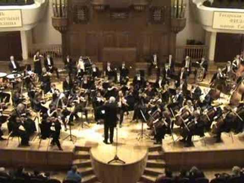 Tchaikovsky 4th Symphony 4 mvmt