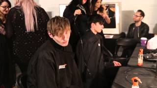 Fudge Professional Official Hair Sponsor of London Collections Men AW15