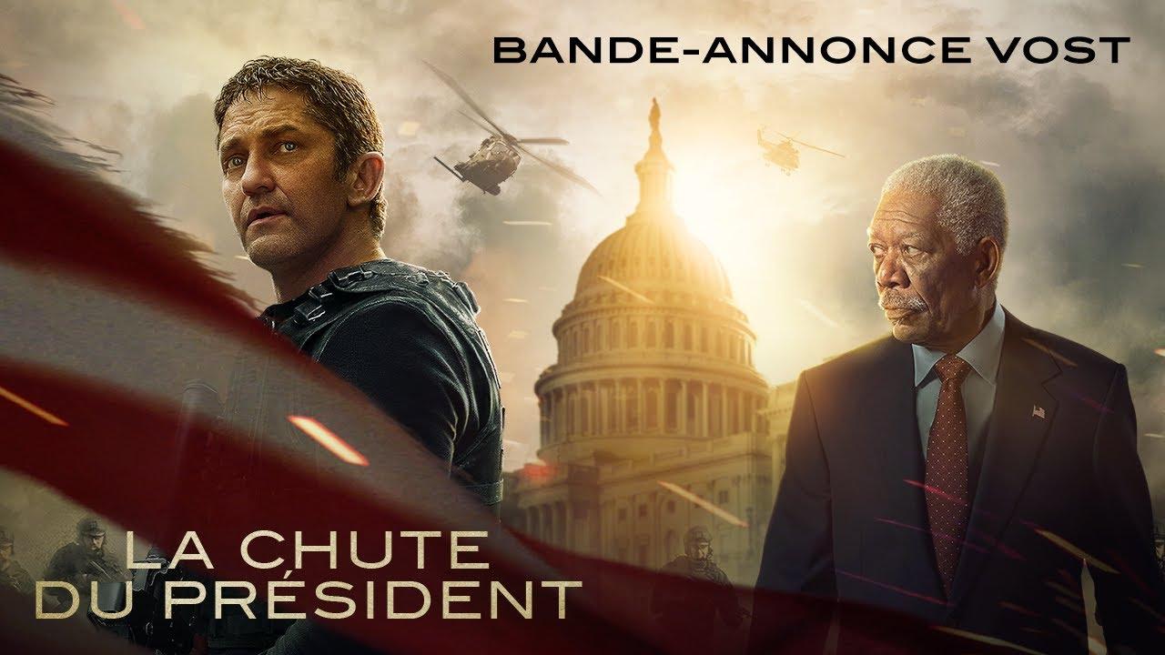 LA CHUTE DU PRESIDENT - Bande-annonce VOST