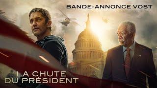 LA CHUTE DU PRESIDENT - Bande Annonce VOST