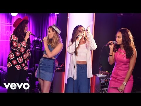 Little Mix - Black Magic in the  Lounge