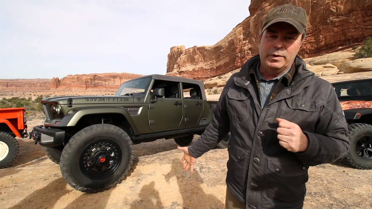 2016 jeep crew chief 715 concept youtube. Black Bedroom Furniture Sets. Home Design Ideas