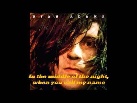 Ryan Adams - Stay With Me (With Lyrics) mp3