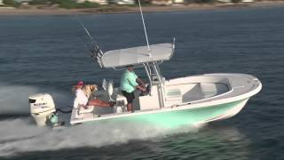 Florida Sportsman Best Boat - 20' to 23' Center Consoles
