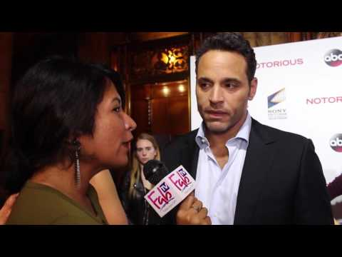 Daniel Sunjata Talks