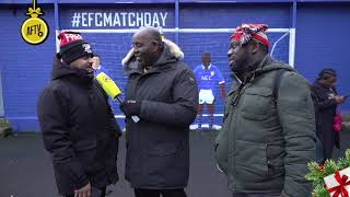 Everton 0-0 Arsenal | Horrible Game But Lots of Fight! Ft Troopz & Kelechi