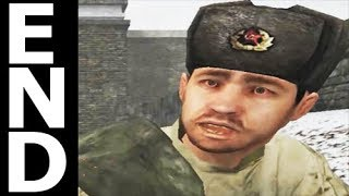Call Of Duty 1 ENDING - Walkthrough Gameplay - Single Player Campaign (No Commentary) (COD 1 2003)