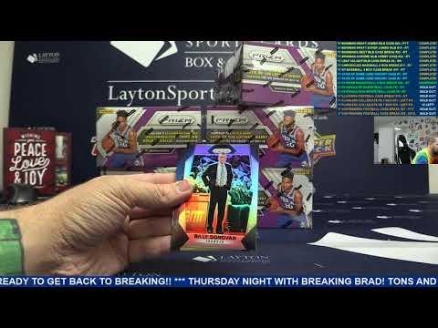 2017 18 Panini Prizm Basketball Hobby 6 Box Break #20 – RANDOM TEAMS