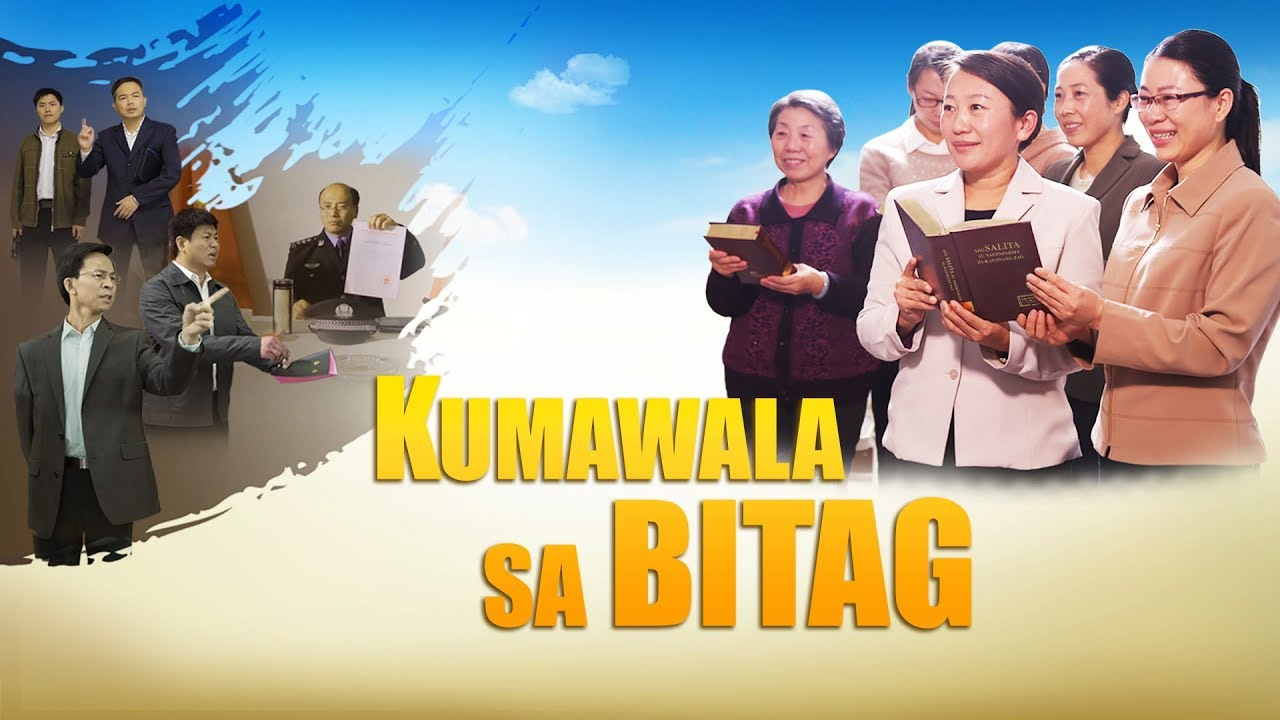 "Tagalog Christian Movie ""Kumawala sa Bitag"""