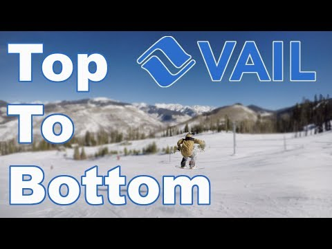 Vail Opening Day 2018 2019 Chair 2 #snowboarding #skiing #colorado #vail
