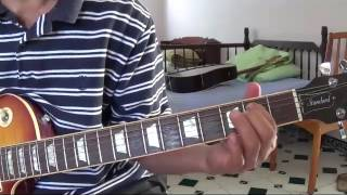 Huong dan the bam cac Hop am Guitar quen thuoc (Phan 1)