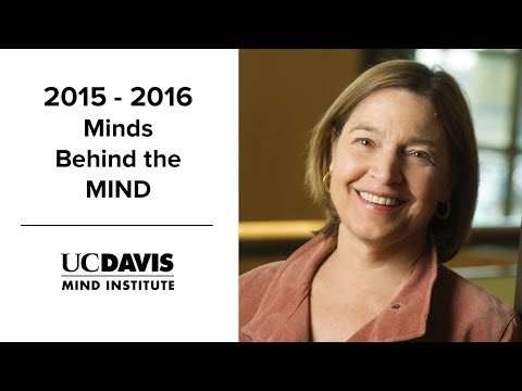 Past, Present and Future of Early Intervention: A view through the ASD Lens: Sally Rogers, PhD