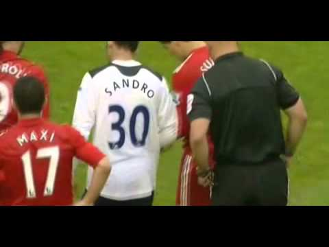 Sandro Vs Liverpool