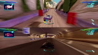 Тачки 2/Cars 2 Прохождение (2 игрока)Xbox 360 №81