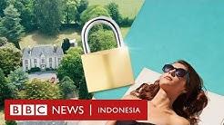 Virus corona: Karantina orang-orang super kaya di tengah pandemi - CLICK | BBC News Indonesia