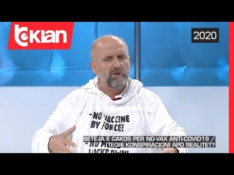 Zone e lire - Alfred Cako: Beteja e Cakos per No-Vax-Albania anti covid-19! (29 maj 2020)