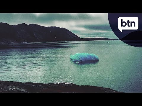 The effects of global warming on Greenland - Behind the News