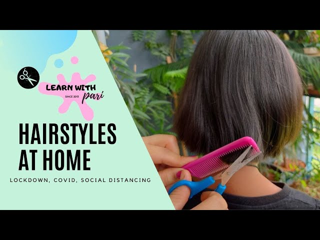How to do Hair Styles at Home | Social distancing | LearnWithPari