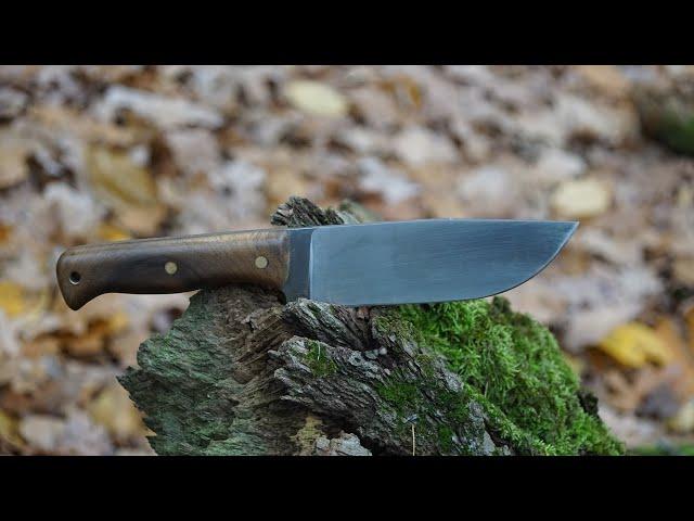 Nóż od bardzo nieznanego twórcy