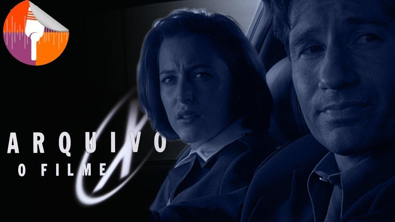 Arquivo X O Filme Duas Dublagens Televisao E Tv Paga Youtube