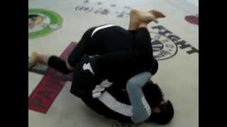 第7試合 グラップリング (77.1kg) 山田良治(和術慧舟會 駿河道場) vs...