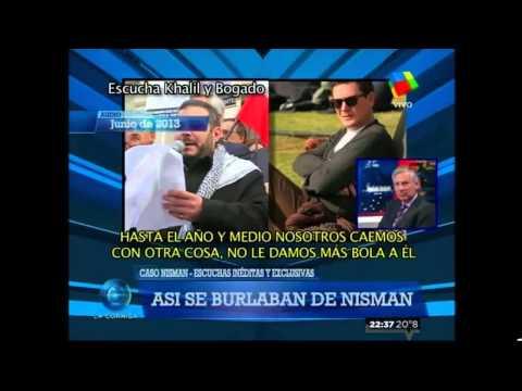 Revelador audio en La Cornisa: Así se burlaban del fiscal Nisman