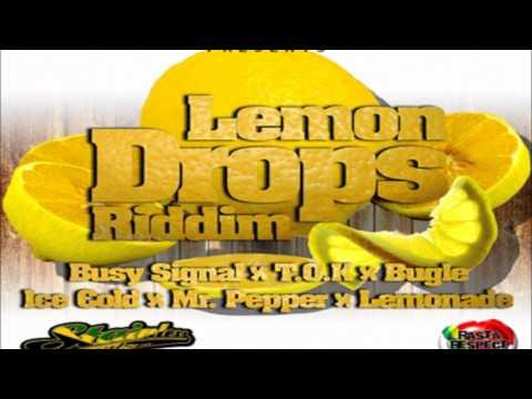 lemon drops riddim sept 2012 mixed by Dj Pitbull