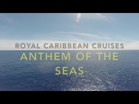 Royal Caribbean's Anthem of the Seas, Vlog, Tour and Review