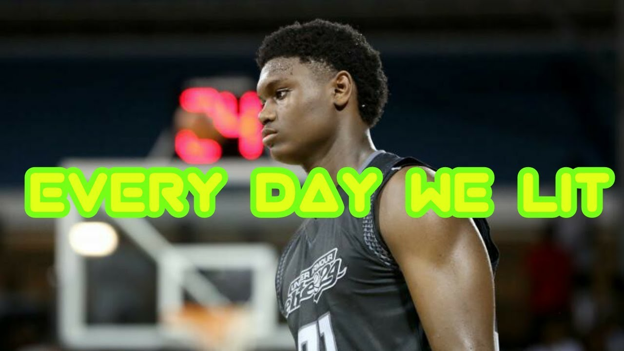 0f0c8911022 Zion Williamson mix-Every Day We Lit  HD  - YouTube