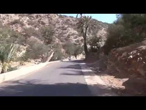 vallée du Paradis Aourir Maroc