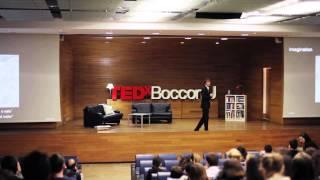 "The Meaning of ""meaning"" - Merci Francois!: Boris Durisin at TEDxBocconiU"