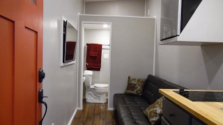 Fully Functional $10,000 Tiny House