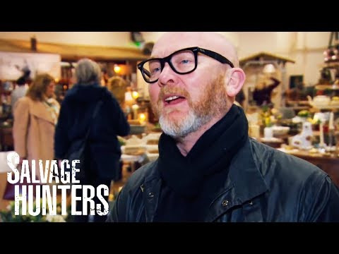 Drew's Favourite: Antique Markets | Salvage Hunters