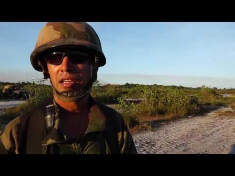 Campagne de tirs au Suriname 2016