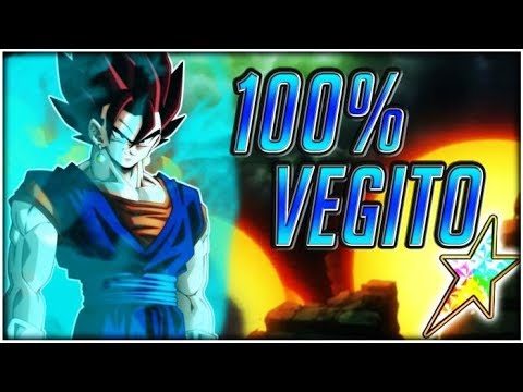 THERE'S A FREE UNIT THIS GOOD!? 100% RAINBOW STAR LR VEGITO BLUE (SSR VERSION) SHOWCASE!
