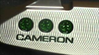My Scotty Cameron Custom Shop Putter