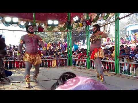 Ramayana nataka palasi Bali badha..